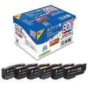 ジット JITインク IC6CL80L対応 JIT-AE80L6P 00106759