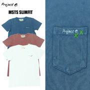 PROJECT E プロジェクトe メンズ ポロシャツ