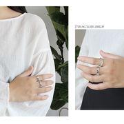 シルバー 925 ジュエリークロス付き シルバーリング 指輪 ◆メール便対応可◆