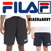 FILA フィラ メンズ スポーツウェア用 ハーフパンツ