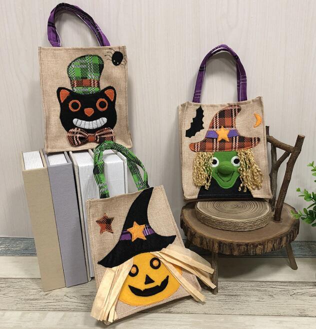 お菓子袋 バッグ 手提げバッグ トードバッグ 飾り 子供用 ハロウィン 万聖節 cosplay 道具