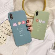 花柄 iPhoneケース iPhone11ケース iPhone11proケース iPhone11pro maxケース スマホケース 携帯ケース