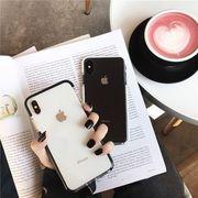 クリア モノグラム iphone スマホケース ★送料無料★韓国風