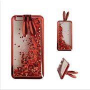 スマホカバー iPhoneX iPhone8 iPhone7 Plus iPhone6s スマホカバー クリアケース ラメ ケース