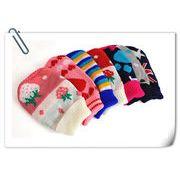 暖かいかわいいニット犬服小中型ペット アパレル 犬服 秋冬トレーナーセーター