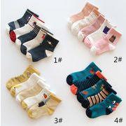 【5枚から】子供 キッズ  1-12歳 新作 ベビー靴下 可愛いソックス ベビー用靴下 ファション