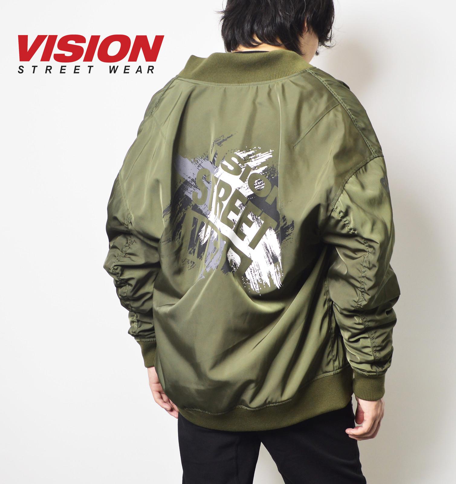 【実績商品】プリントMA-1ジャケット