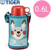 タイガー 水筒 600ml ステンレス ボトル  コロボックル ウサギ MBR-B06G-AR Tiger