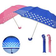 [50cm]傘 キッズ 子供用 折りたたみ傘 反射タイプ 春夏新作