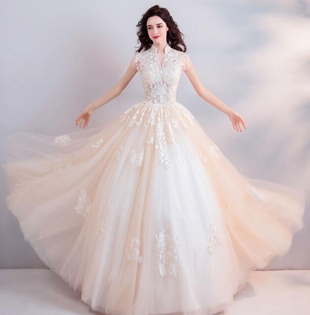 f536dcfd88aac ウェディングドレス パーティードレス 二次会 結婚式 披露宴 司会者 花嫁 写真撮影 演奏会 舞台衣装