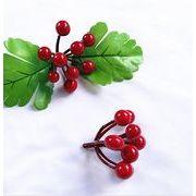 2018年 真似る フォーク クリスマス 九頭のフォーク クリスマスアクセサリー 模式盆栽 配 件 七叉果