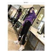 秋冬新作730059 大きいサイズ 韓国 レディース ファッション  パンツ