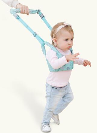 幼児歩行補助ハーネス ちよちよ歩き始めのウォーカーヘルプ 親前屈の疲れ解放