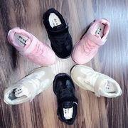 靴 スポーツシューズ 男児 新しいデザイン ネット 表面 通気 春秋 何でも似合う 小 -続く(1)