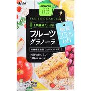 バランスアップ フルーツグラノーラ 糖質25%オフ 3枚×5袋入