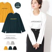 【2018秋冬新作】AWESOMEST ロンT/Tシャツ/トップス