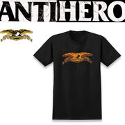 ANTIHERO BASIC EAGLE S/S TEE  16925