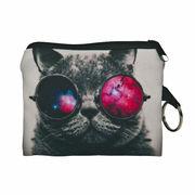 格安☆INS人気◆雑貨◆収納◆ポーチ◆コインケース◆カードケース◆携帯バッグ◆キーバッグ◆猫