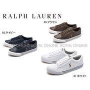 S) 【ポロ ラルフローレン】 RF10112 EASTEN スニーカー 靴 シューズ 全3色 レディース&ジュニア