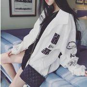 レディースアウター 2色 カーディガン コート ジャケット ポケット付き 原宿系 ファッション お出かけ