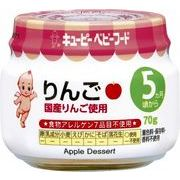 キユーピー 〈ベビーフード(瓶詰70g)〉りんご