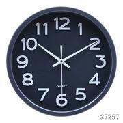 掛け時計 スピカ Φ30cm ダークグレー