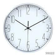 掛け時計 ラーク Φ25cm ホワイト