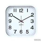 掛け時計 レオ Φ30cm ホワイト