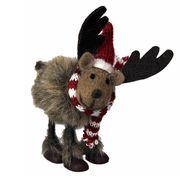 <AMANO>【クリスマス】【ウールマスコット】ウール立レインディア