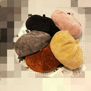 ★秋冬新作★ レディースファッション 帽子ベレー帽 かわいい オシャレ5色