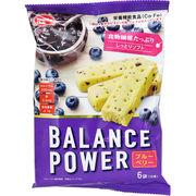 バランスパワー ブルーベリー味 袋入 6袋(12本)入