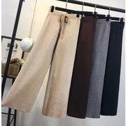 新型★レディース ファッション★パンツ ★ ニット