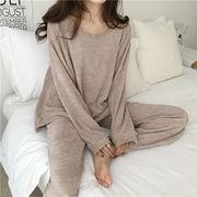 超人気韓国chic/韓国のファッション/コンフォート/ホーム服/パジャマセット