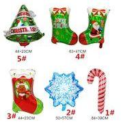 新品 クリスマス 単品 サンタクロース パーティーシーン 祝日 雰囲気風船