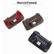 【HARRIS TWEED/ハリスツイード】ウォレットショルダーバッグ 3色展開 15個セット