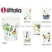 Y) 【イッタラ】 ムーミン タンブラー  MOOMIN TUMBLER 220ml コップ ガラス 全6色 メンズ レディース