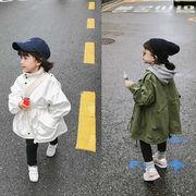キッズ ダウンコート 女の子 ップス ジャケット 系縄 アウター パーカー 長袖 SALE 韓国子供服 kids
