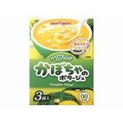pokkasapporo ポッカサッポロ ハッピースープかぼちゃのポタージュ箱 16.5X3 x5