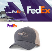 FedEx Chambray Soft Mesh Cap  17084