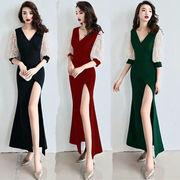 大人セクシーイブニングドレス/ワンピース_580786338362