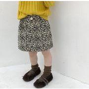 ★新品★キッズファッション★キッズ服★ 豹柄 スカート