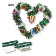クリスマスリース作りキット