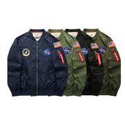 メンズジャケット ブルゾン MA-1ジャケット アウター
