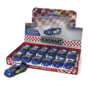 【レジ前定番商材】【Kintoy】スバル インプレッサ WRC<1/36スケール>