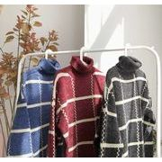 【秋冬新作】 メンズセーター◆トップス◆カジュアルニット◆メンズニットセーター