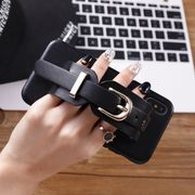 iphoneケース  ストラップ付き スマホケース 耐衝撃ケース iPhoneXケース