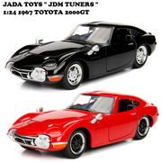 JADATOYS 1:24 1967 TOYOTA 2000GT ミニカー