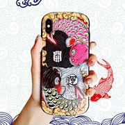 開運iphoneXsケース iPhone7 ケース 新年 金運 スマホケース
