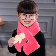 冬新発売 キッズ 女の子 男の子ストール 秋冬 厚手 プレゼント スカーフ 暖かい 冬定番