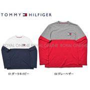 S) 【トミーヒルフィガー】 09T3320 長袖Tシャツ モダン エッセンシャル L/S 全2色 メンズ